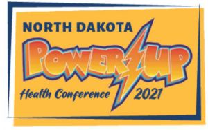 ND Power Up Health Conference logo