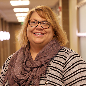 Tracey Olson