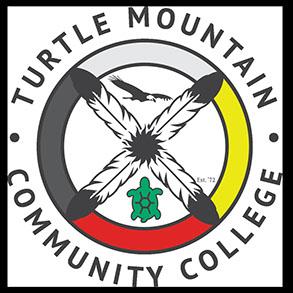 turtle Mountain Community College Logo
